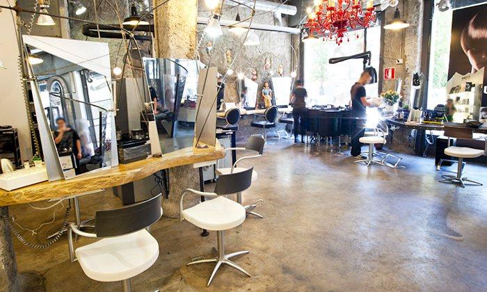 Illuminazione salone parrucchiere ~ idee di design nella vostra casa