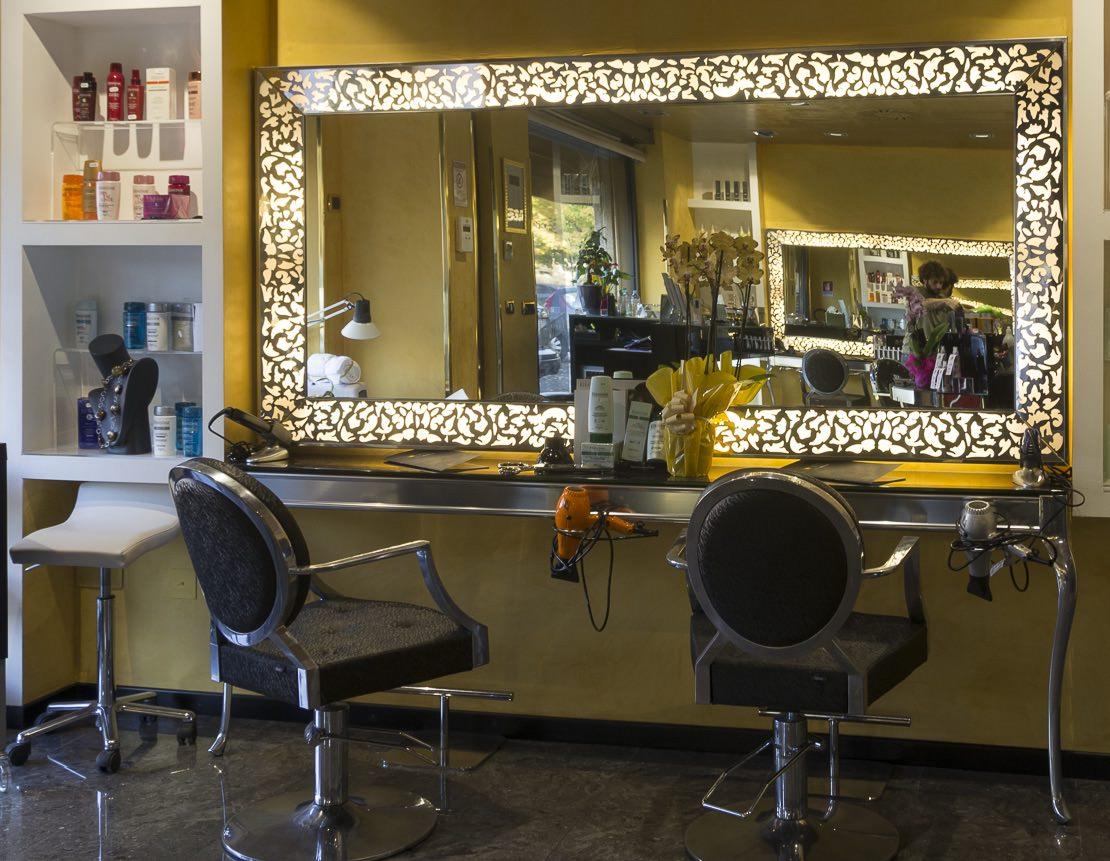 Salone di bellezza parrucchiere