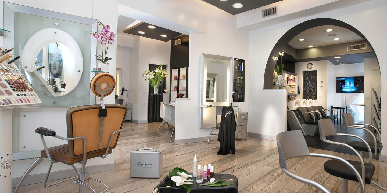 foto salone vertigine hairdresser
