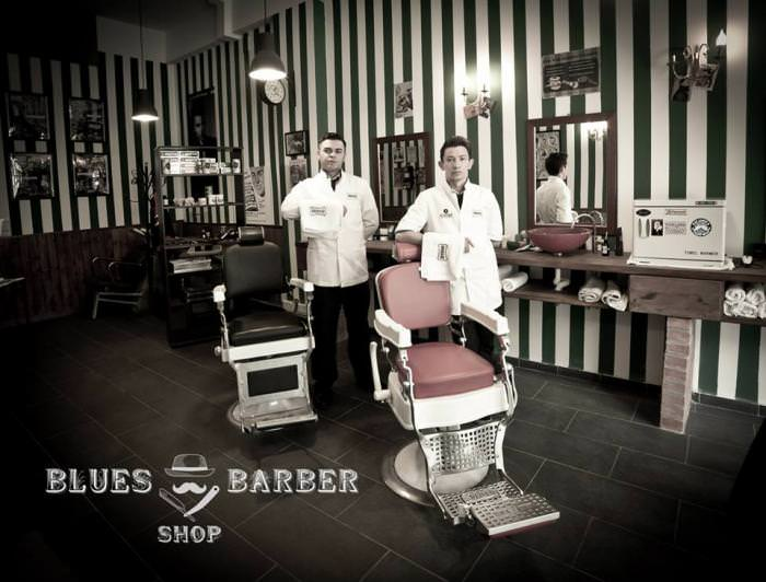 blues barber shop barbiere firenze