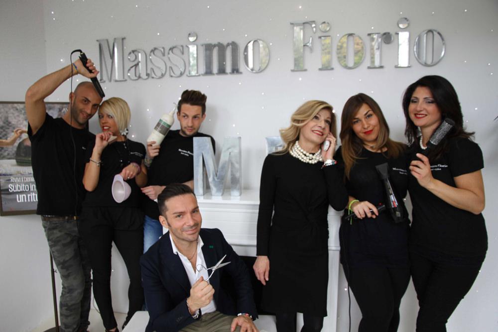 Massimo Fiorio parrucchiere