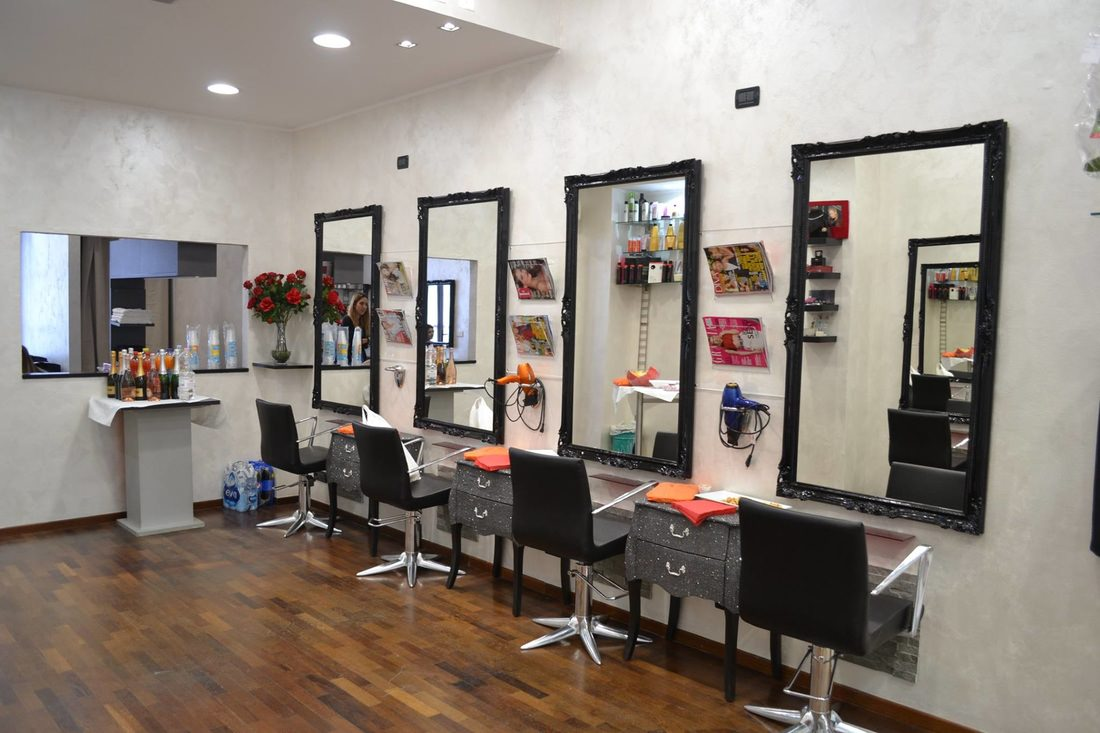 Palmieri parrucchieri intero salone