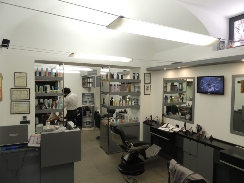 foto salone Michele Valenti Hair & Beauty Parrucchiere Palermo