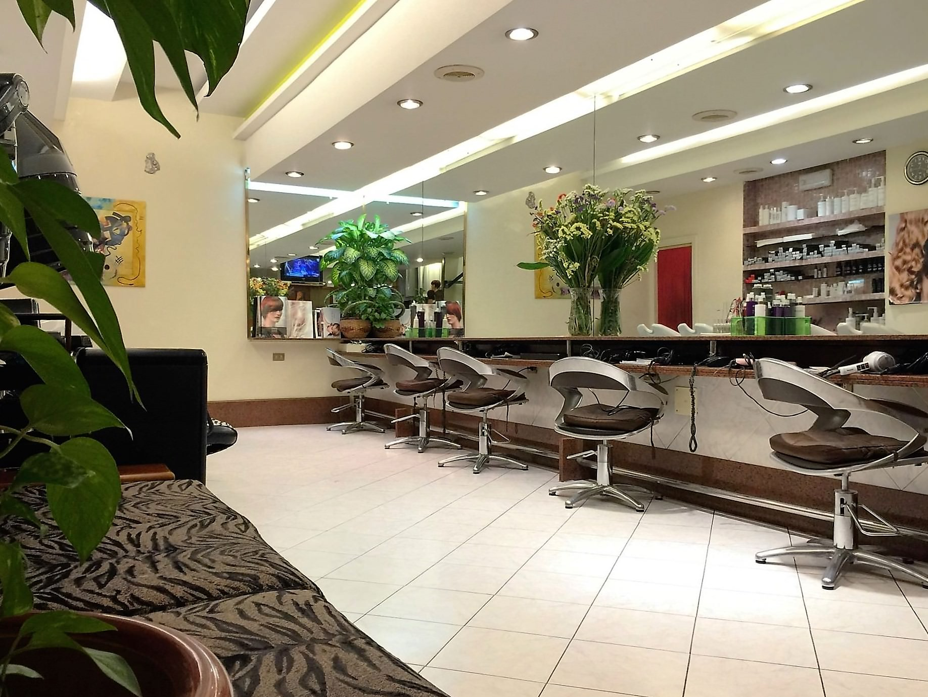 Foto salone Pino Ciacia hair & beauty Parrucchiere Palermo