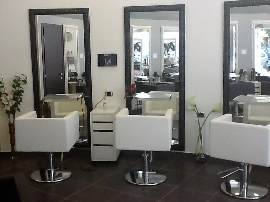 foto salone Teathrò Immagine Hair & Beauty Parrucchiere Palermo