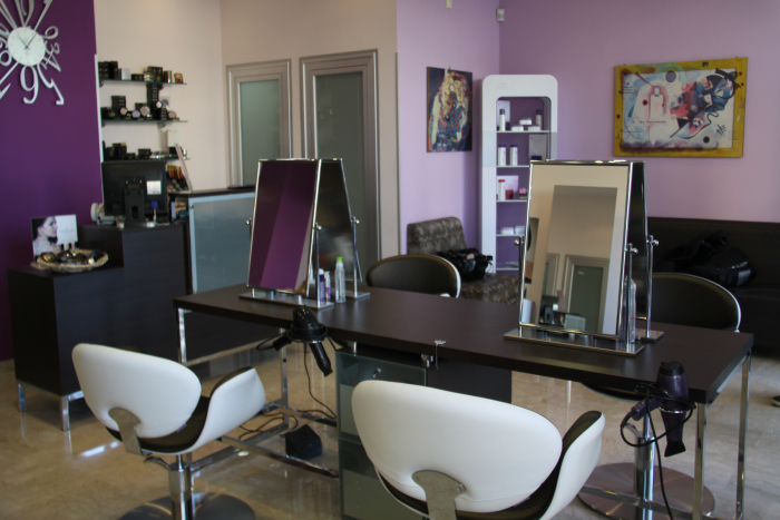 foto salone Cardella Parrucchieri Hair & Beauty Parrrucchiere Palermo