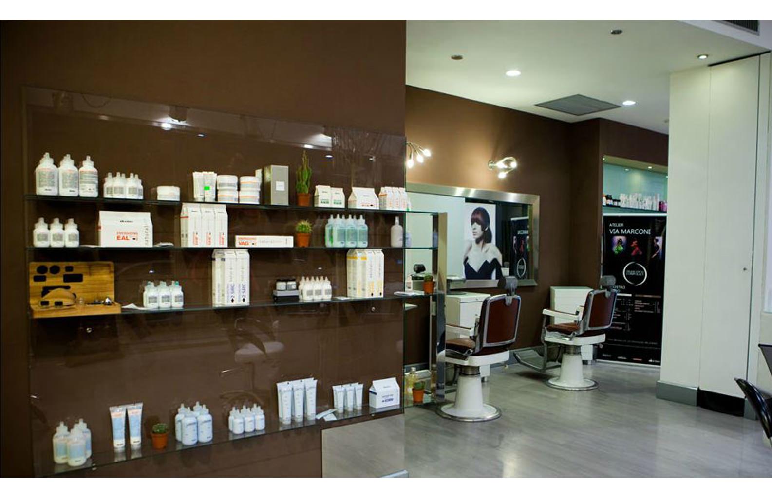 Foto salone Francesco Cospolici hair & beauty Parrucchiere Palermo