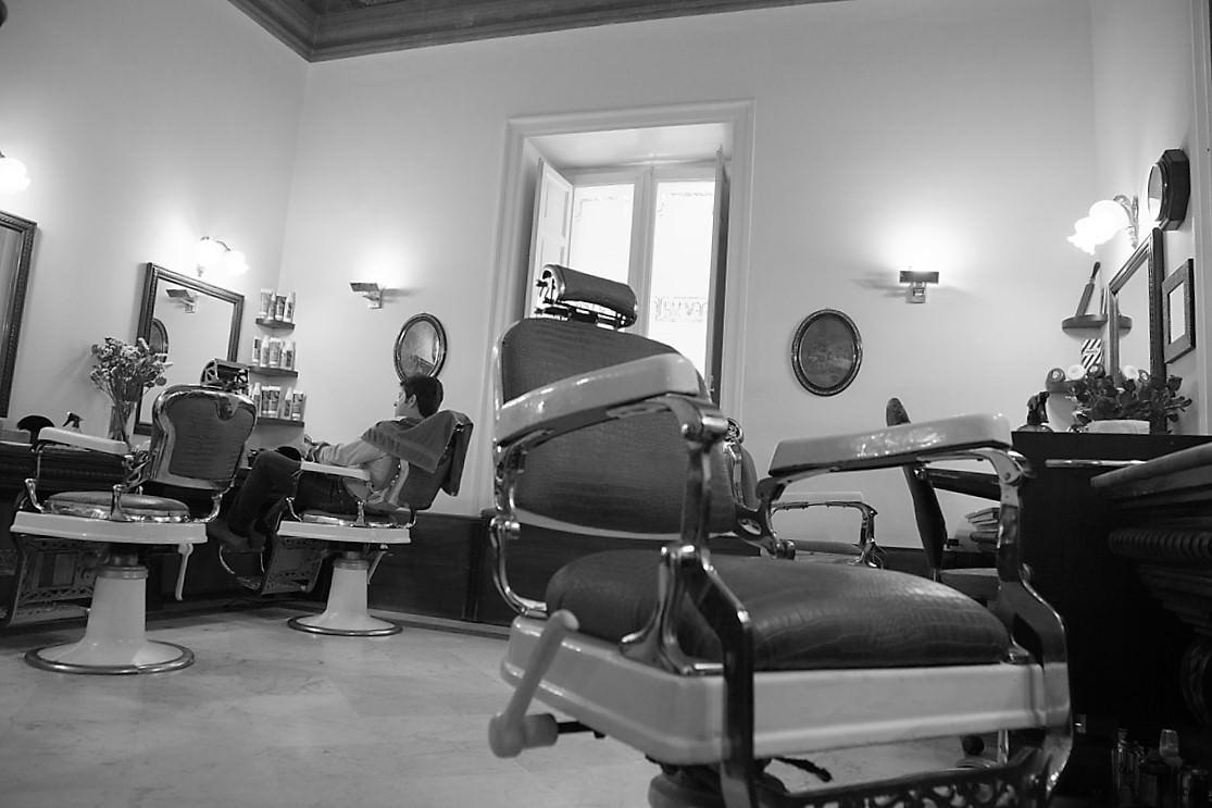 foto salone New Men Hair & Beauty Parrucchiere Palermo