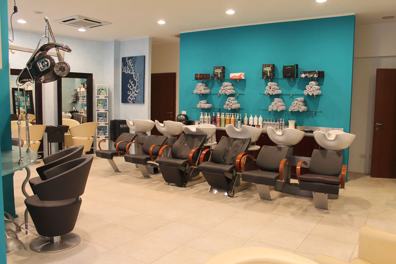 foto salone I Brunelleschi Rivareno Hair & Beauty Parrucchieri Bologna
