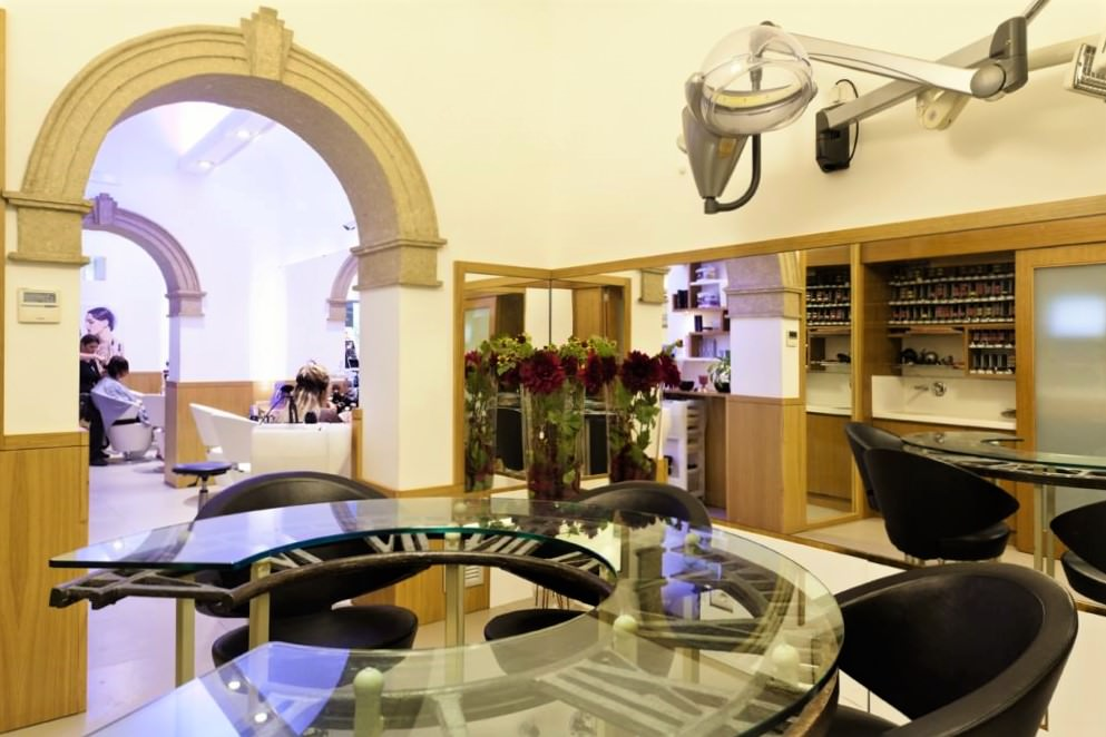 foto salone Theo hair & beauty Parrucchieri Palermo