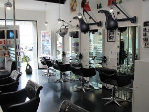 foto salone Davide Pedota Hairdressing Parrucchieri Bari