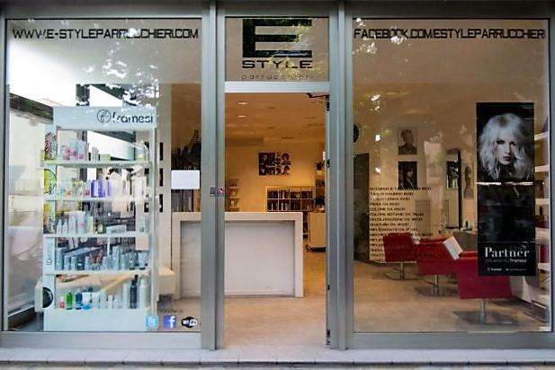 Foto salone E-Style Parrucchieri hair & beauty Mestre