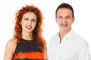 Rosalba e Luigi Foto hair & beauty Bari