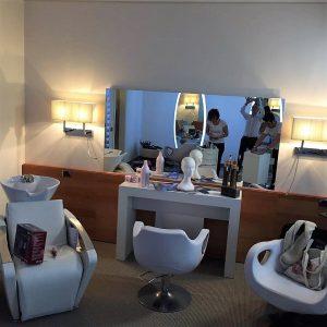 Rosalba e Luigi foto salone hair & beauty Bari