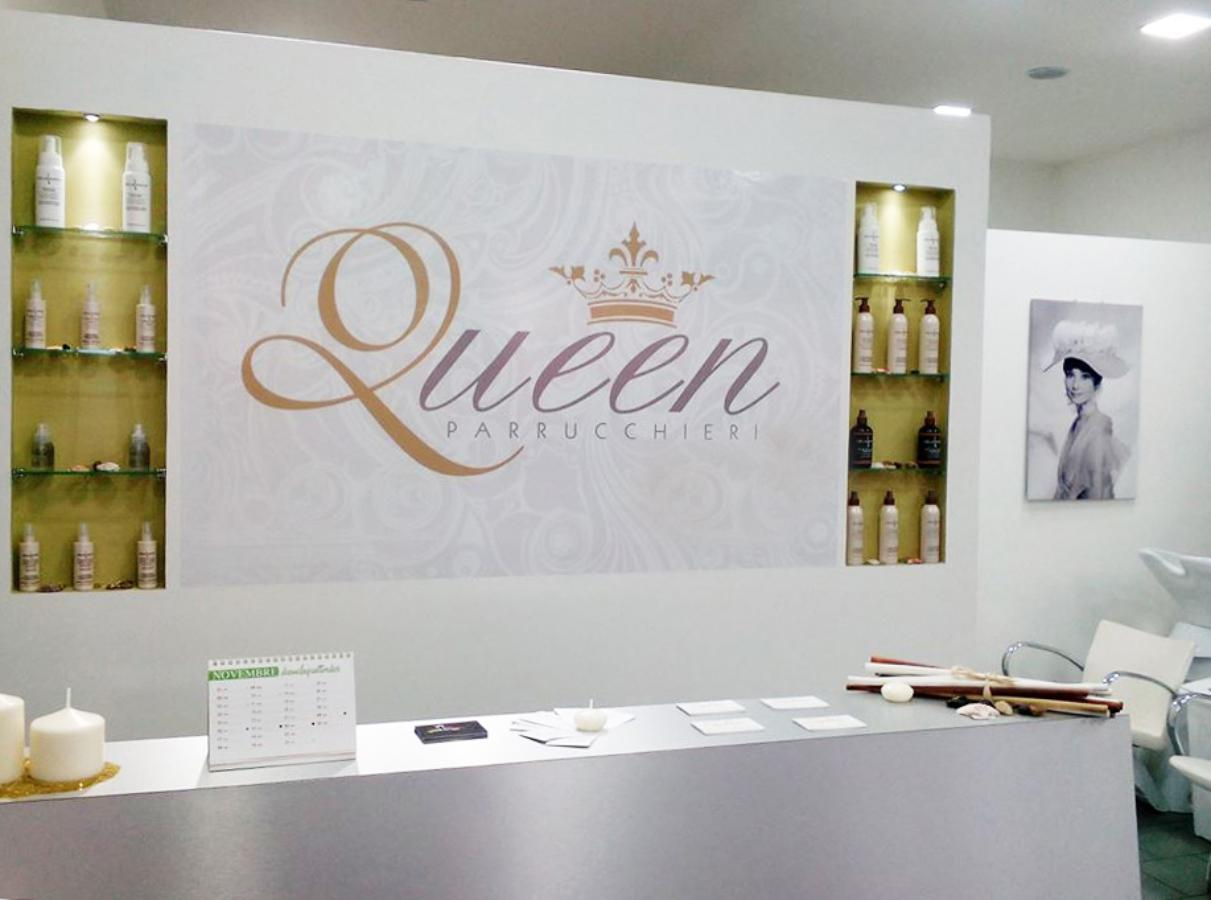 queen parrucchieri messina