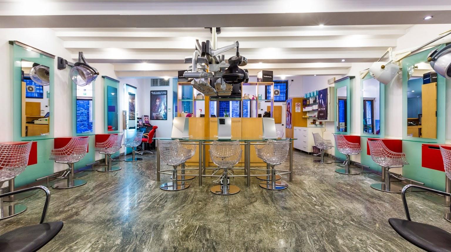 Foto del salone dei parrucchieri Trolese di Venezia