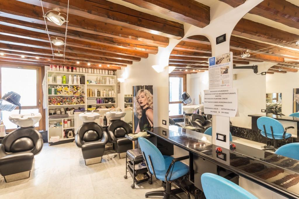 Salone BB parrucchieri a Venezia