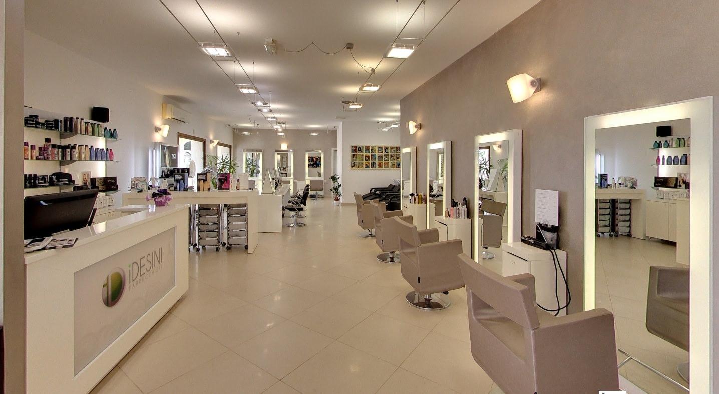 Immagine del Salone I Desini parrucchieri a Olbia