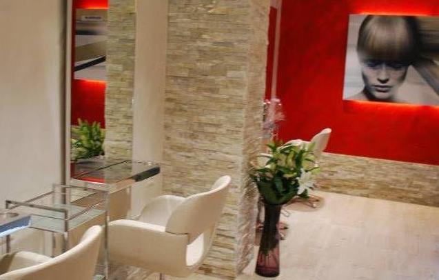 New Jolly style salone per parrucchieri presso San Polo a Venezia