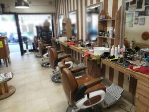 barbershop via carducci Campobasso