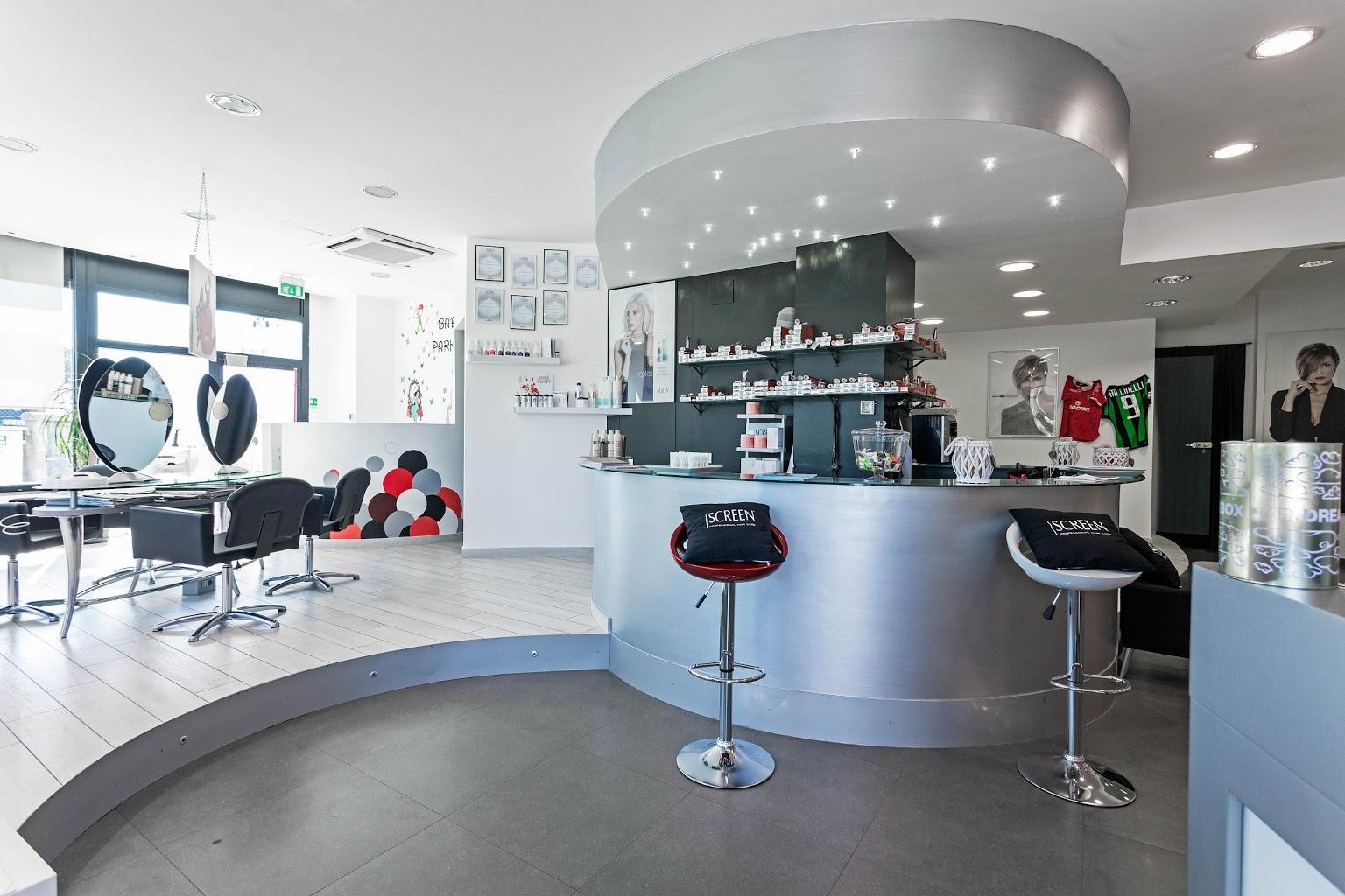 Foto del salone di Smarc acconciature presso Via Dottori a Perugia