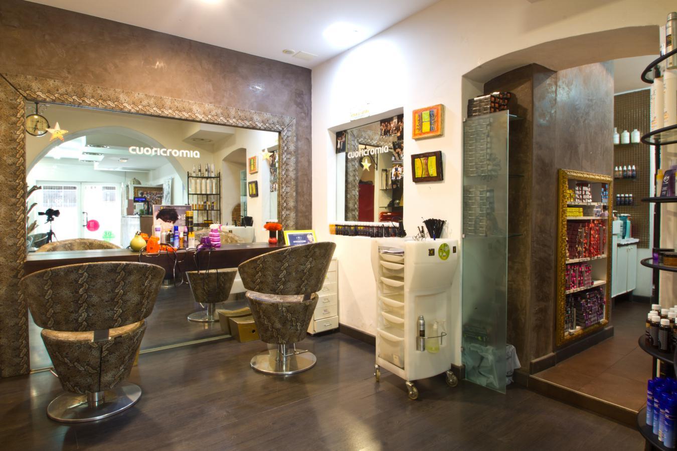 Foto del Salone di parrucchieri Le Strizzacapelli a Genova