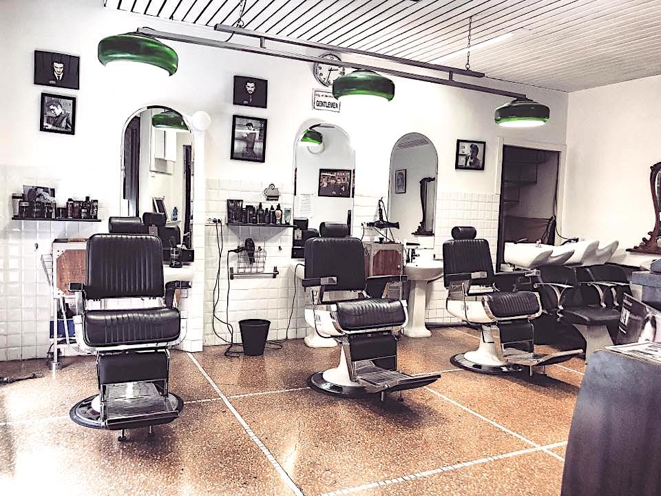 Foto del barbershop Wonderland a Genova